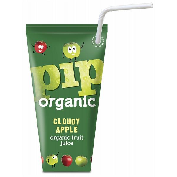 Pip Organic Kids Cloudy Apple Juice