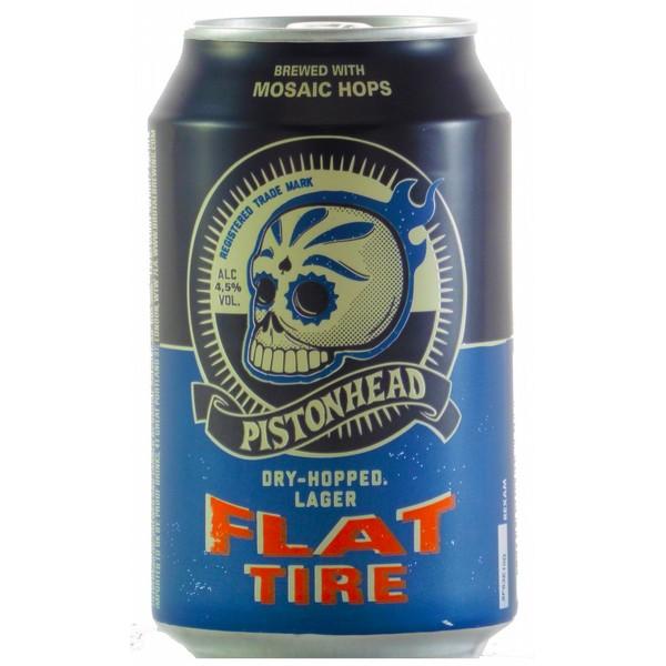 Pistonhead Flat Tire Cans