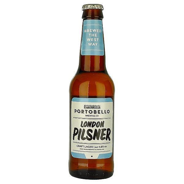 Portobello Pilsner
