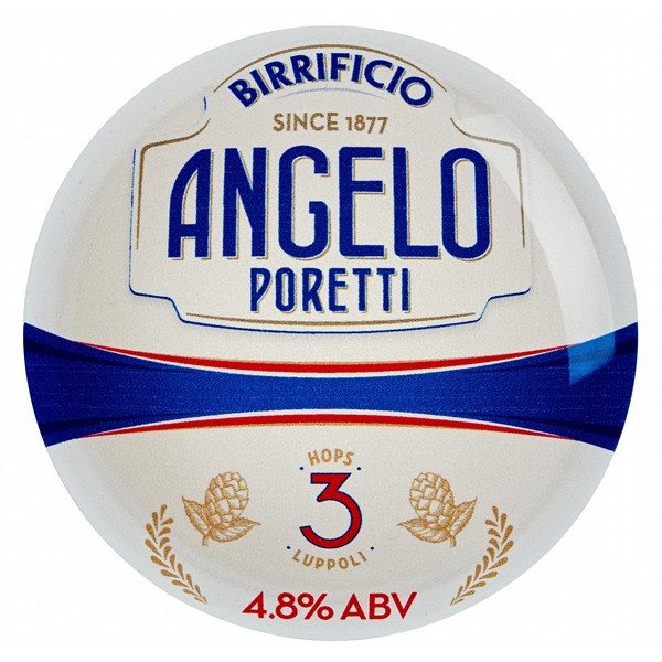Angelo Poretti 3 Draught Master
