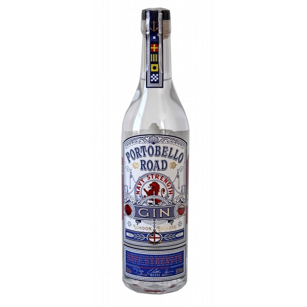 Portobello Road Navy Strength Gin