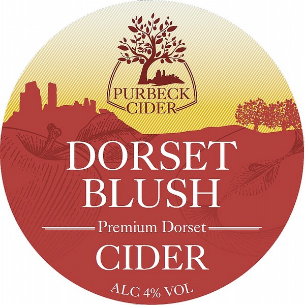 Purbeck Dorset Blush  Cider
