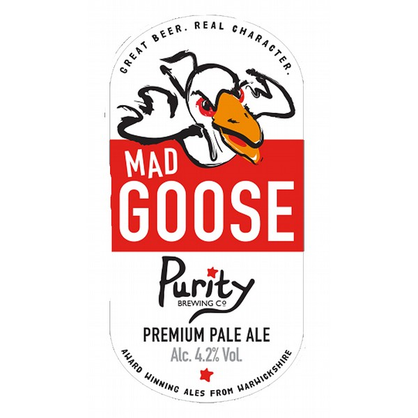 Purity Mad Goose Pump Clip