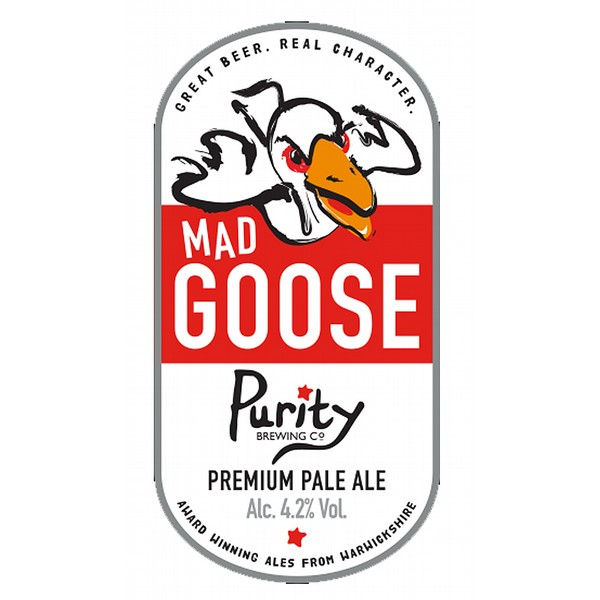 Purity Mad Goose Cask