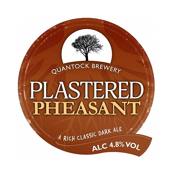Quantock Plastered Pheasant Pump Clip