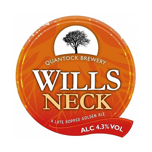 Quantock Wills Neck Pump Clip