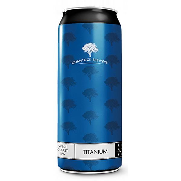Quantock Titanium  Cans