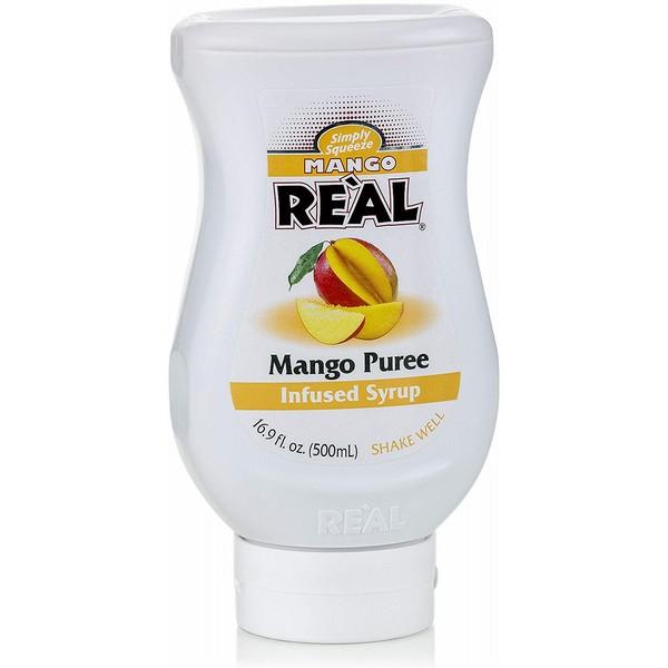 Re'al Mango Syrup