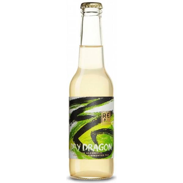 Real Kombucha Dry Dragon