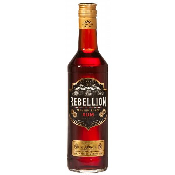 Rebellion Dark Rum