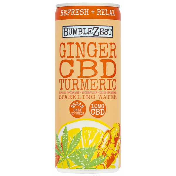 Bumblezest Refresh + Relax Cans