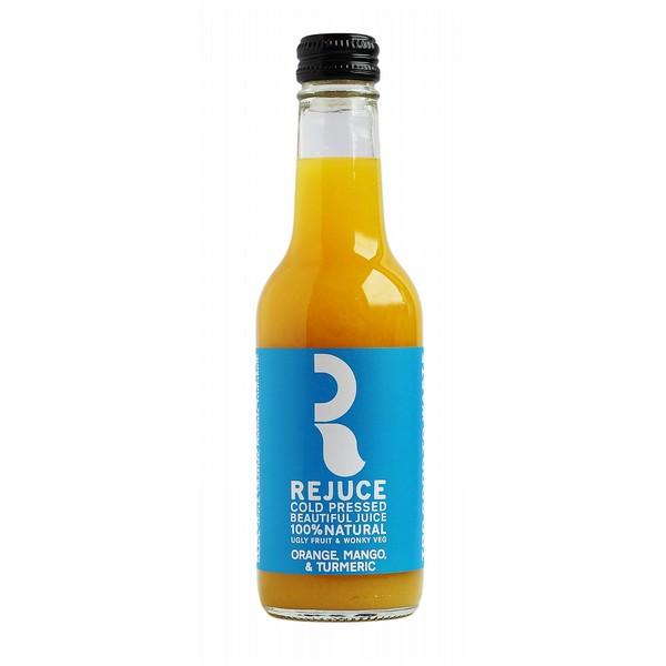 Rejuce Orange, Mango & Turmeric Juice