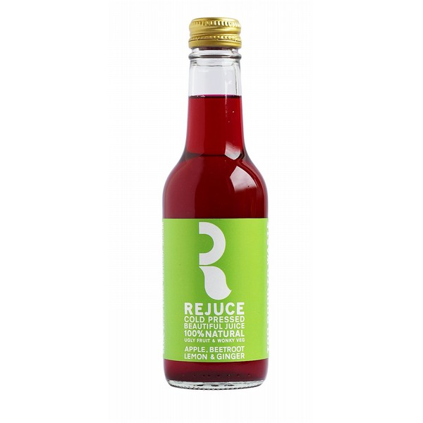 Rejuce Apple, Beetroot & Ginger Juice