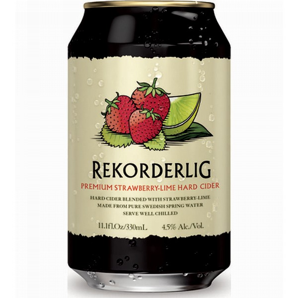 Rekorderlig Strawberry & Lime Cider Cans