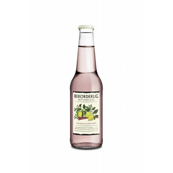 Rekorderlig Botanicals Rhubarb, Lemon&Mint