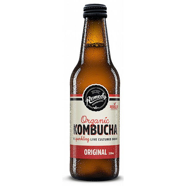 Remedy Original Kombucha