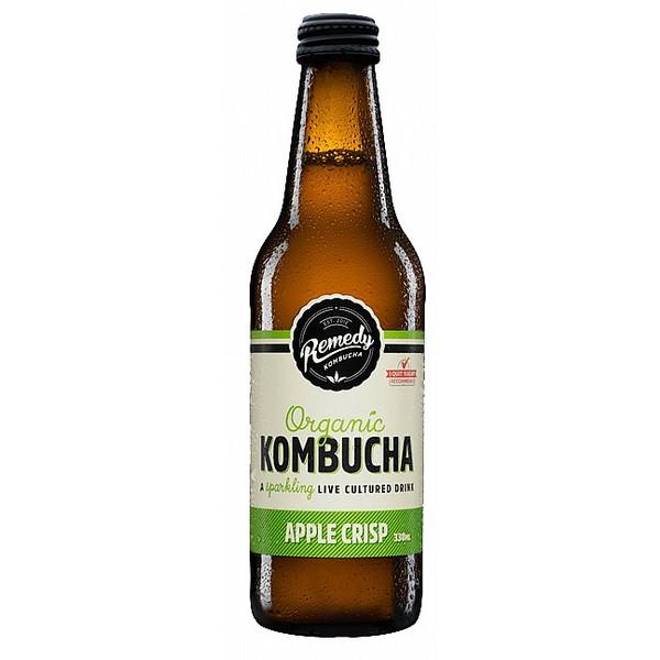 Remedy Apple Crisp Kombucha
