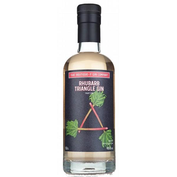 Boutique-y Gin Co Rhubarb Triangle