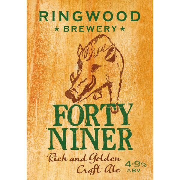 Ringwood 49er Cask