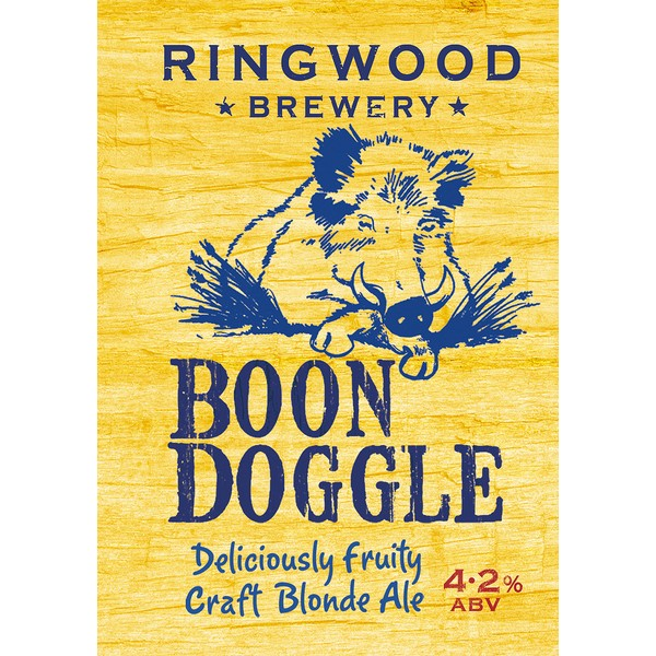 Ringwood Boondoggle  Cask