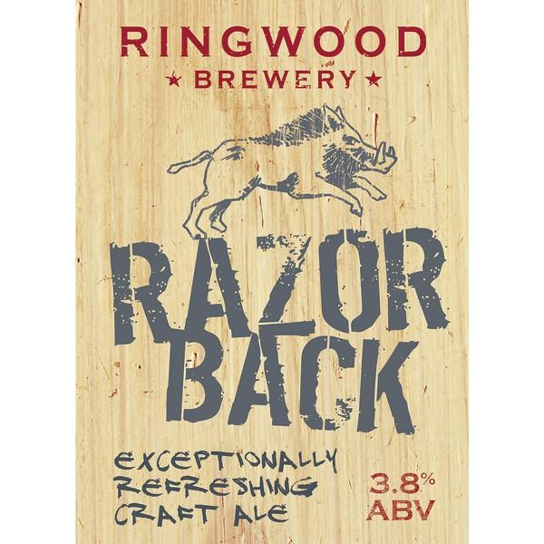 Ringwood Razorback Pump Clip