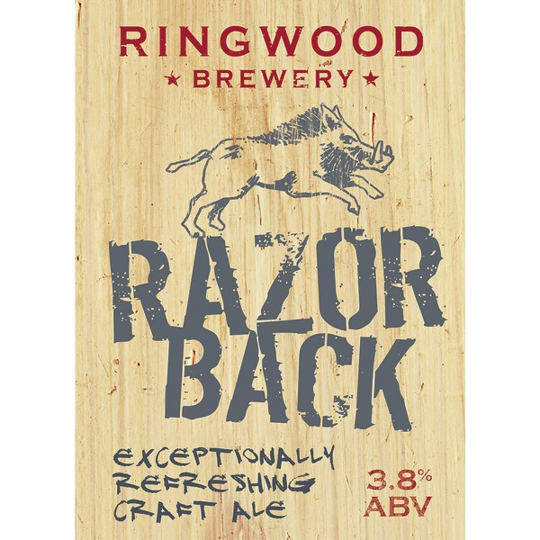 Ringwood Razorback Cask