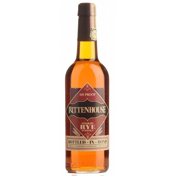 Rittenhouse 100 Rye Whiskey