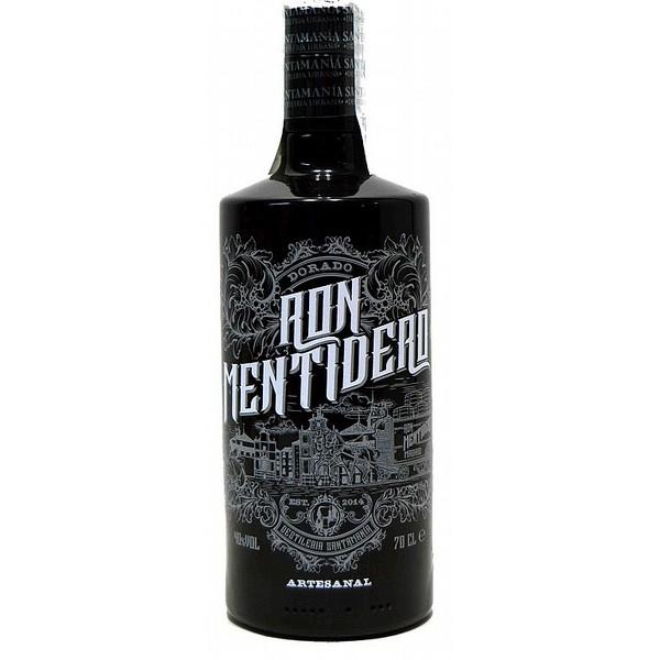 Ron Mentidero Golden Rum