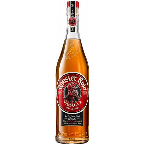 Rooster Rojo Anejo Tequila