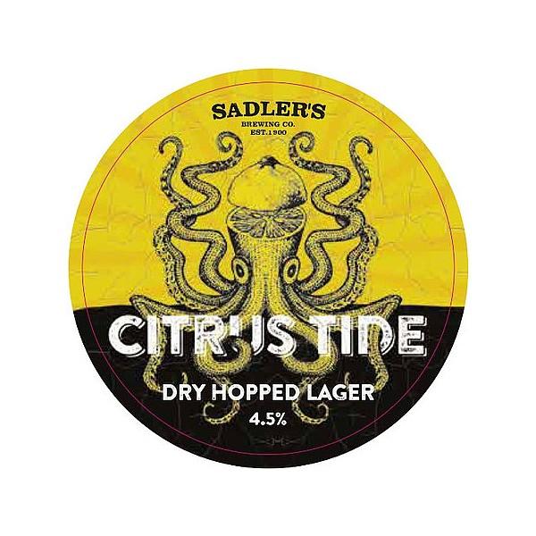 Sadler's Ales Citrus Tide Lager