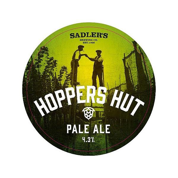 Hoppers Hut Pale Ale Gluten Free