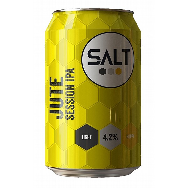 Salt Jute Session IPA Cans