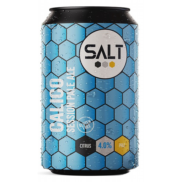 Salt Calico Pale Ale Cans