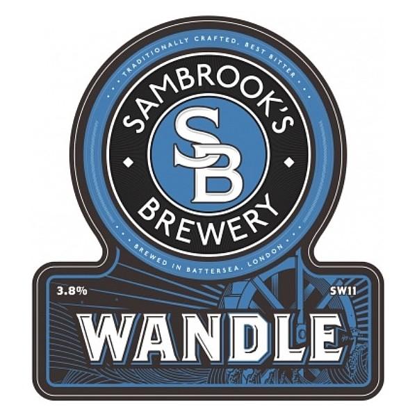 Sambrooks Wandle Pump Clip