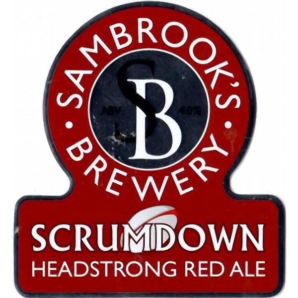 Sambrook's Scrumdown Cask