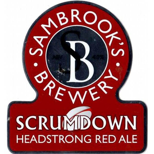 Sambrooks Scrumdown Pump Clip