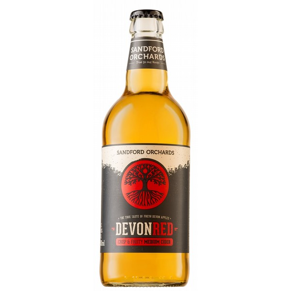 Sandford Orchards Devon Red Cider
