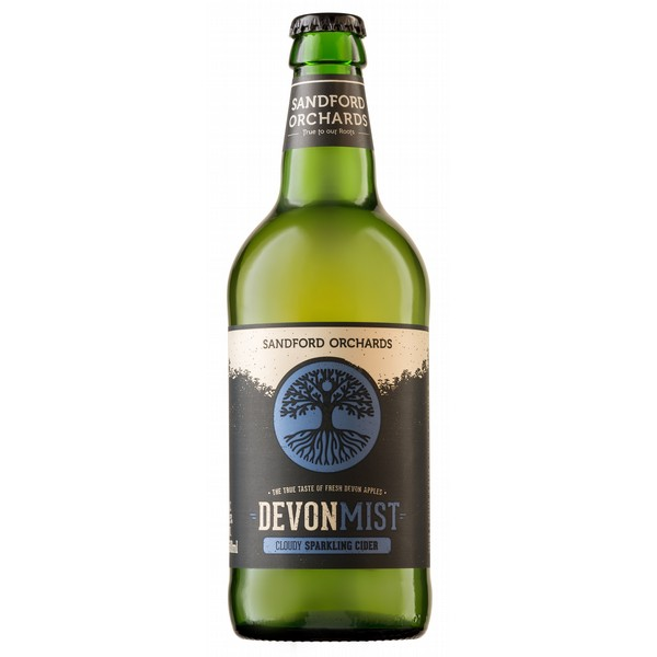 Sandford Orchards Devon Mist Cider