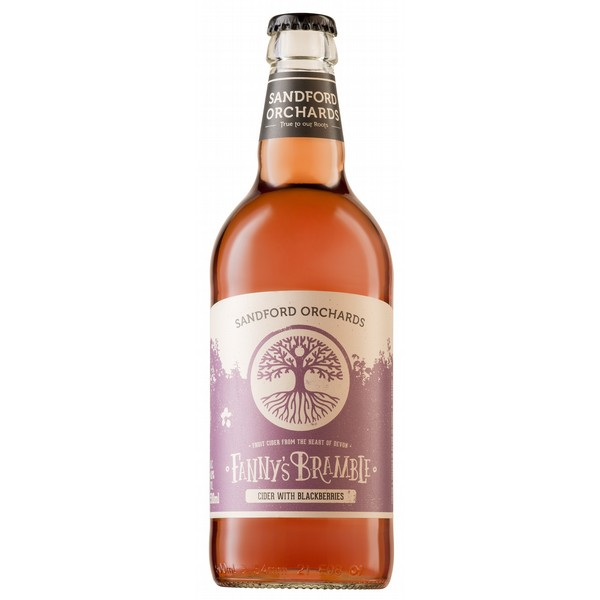 Sandford Orchards Fanny's Bramble Cider