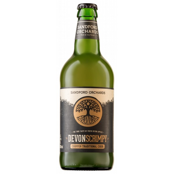 Sandford Orchards Devon Scrumpy