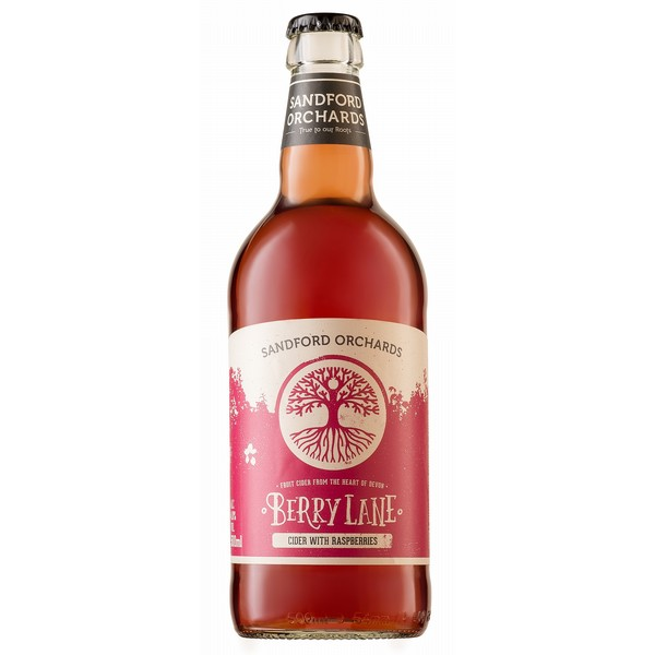 Sandford Orchards Berry Lane Cider