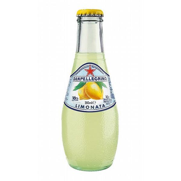 San Pellegrino Limonata Bottles