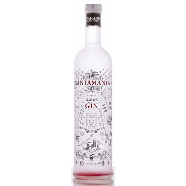 Santamania Madrid Dry Gin