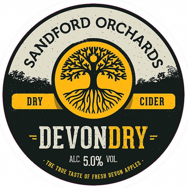 Sandford Orchards Devon Dry