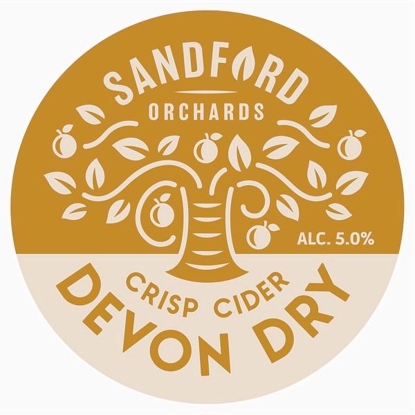 Sandford Orchards Devon Dry