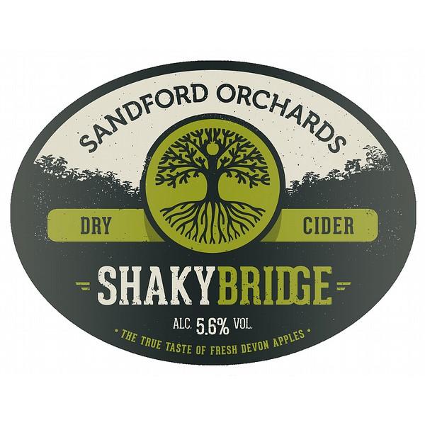 Sandford Orchards Shaky Bridge