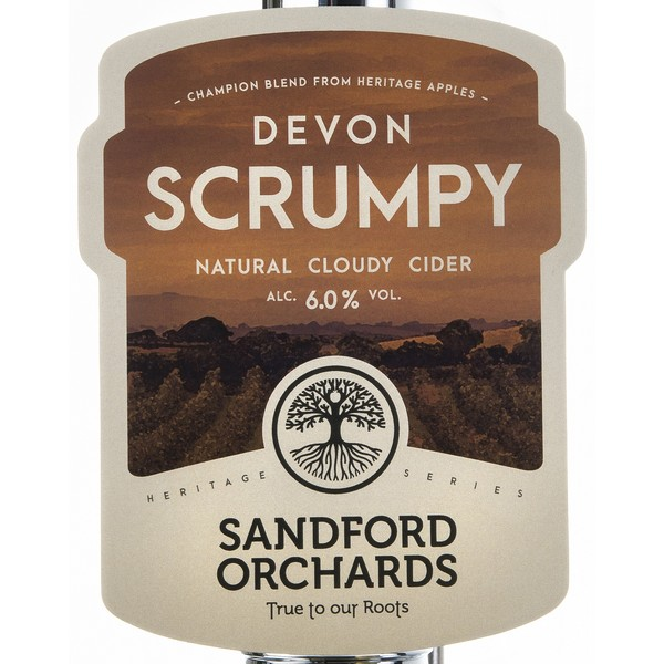 BIB Sandford Orchards Devon Scrumpy