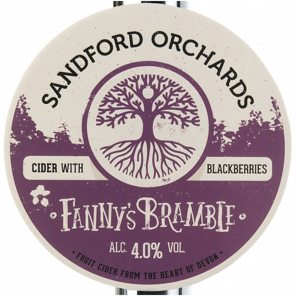 BIB Sandford Orchards Fanny's Bramble