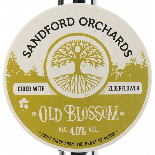 BIB Sandford Orchards Old Blossom