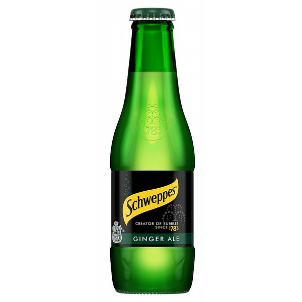 Schweppes Canada Dry Ginger Ale Babies